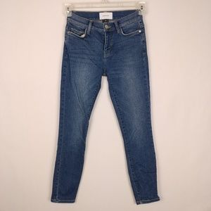 Current/Elliot The Stiletto Skinny Jeans 25